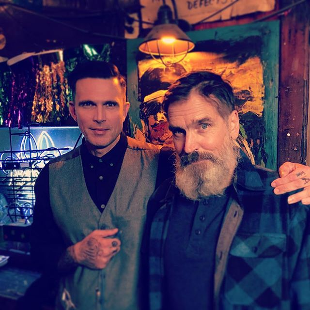 Working with my boy @choptopmoseley