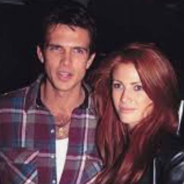 Back in the days TBT. With @angieeverhart1